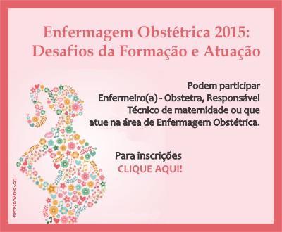Banner Rotativo Enfermagem Obstetricia